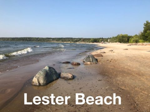 Lester Beach, Lake Winnipeg Manitoba